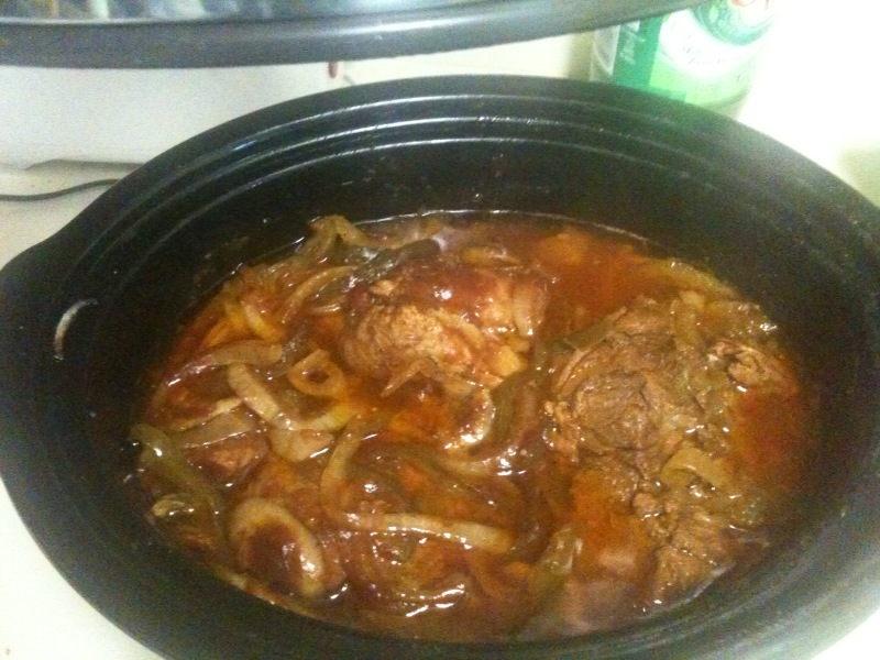 Pork boston butt roast recipes crock pot